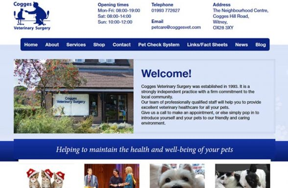 Cogges Veterinary Surgery