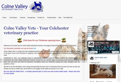 Colne Valley Veterinary Practice