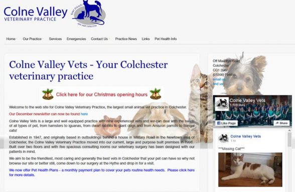 Colne Valley Veterinary Practice