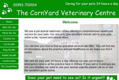Cornyard Veterinary Centre