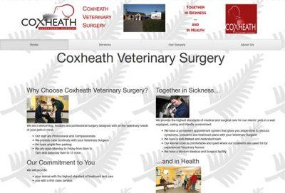 Coxheath Veterinary Surgery