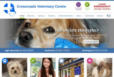 Crossroads Veterinary Centre