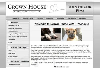 Crown House Veterinary Surgery