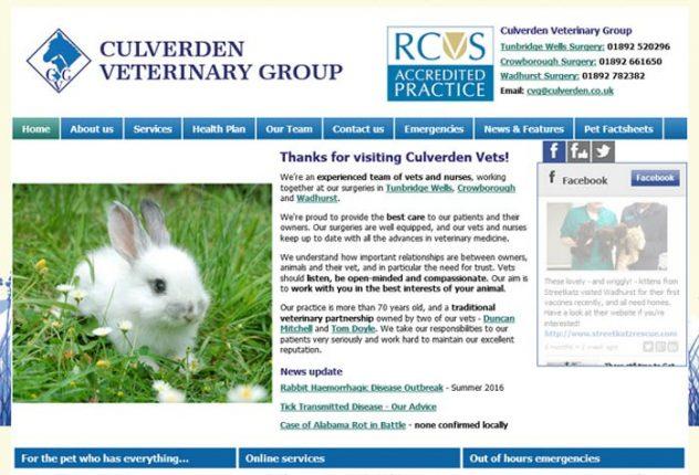 Culverden Veterinary Group