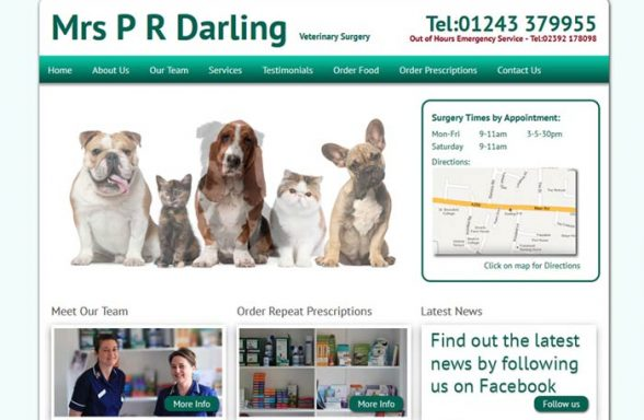Mrs Darling Veterinary Surgery