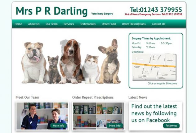 Mrs Darling Veterinary Surgery
