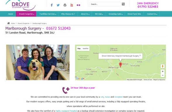 Marlborough Veterinary Surgery