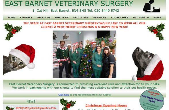East Barnet Veterinary Surgery