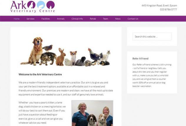 Ark Veterinary Centre