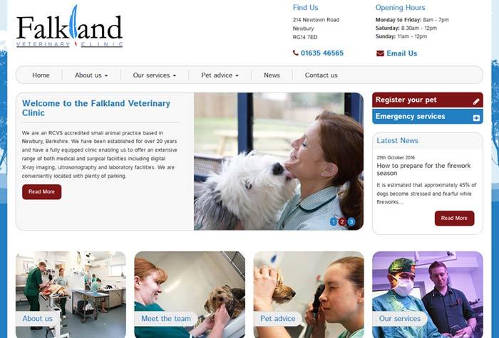 Falkland Veterinary Clinic
