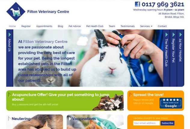 Filton Veterinary Centre