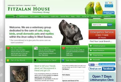 Fitzalan House Veterinary Practice