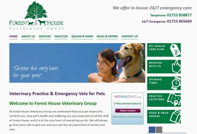 Forest House Veterinary Group