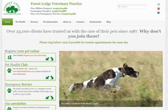 Forest Lodge Veterinary Practice