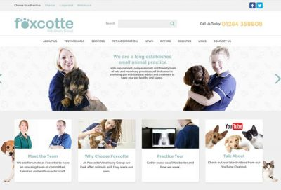 Foxcotte Veterinary Group