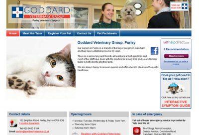 Goddard Veterinary Group