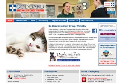 Goddard Veterinary Group