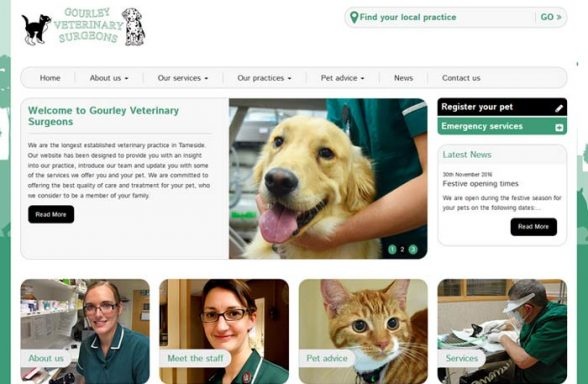 Gourley Veterinary Surgeons