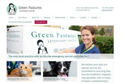 Green Pastures Veterinary Centre