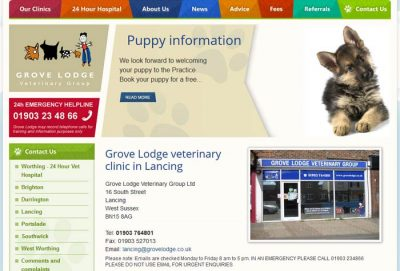 Grove Lodge Veterinary Group