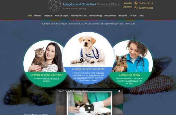 Grove Park Veterinary Clinic