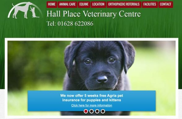 Hall Place Veterinary Centre