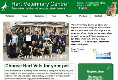 Hart Veterinary Centre