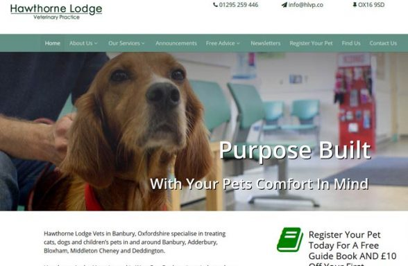 Hawthorne Lodge Veterinary