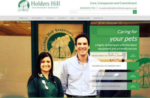 Holders Hill Veterinary Surgery