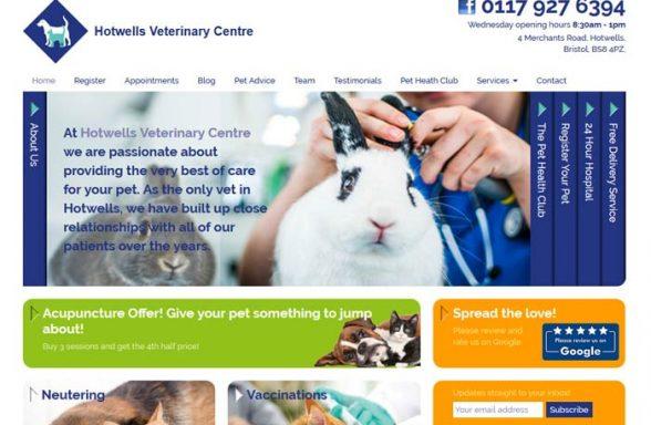Hotwells Veterinary Centre