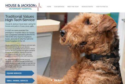House and Jackson Veterinary Surgeons