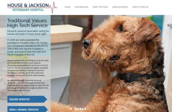 House and Jackson Veterinary Surgeons