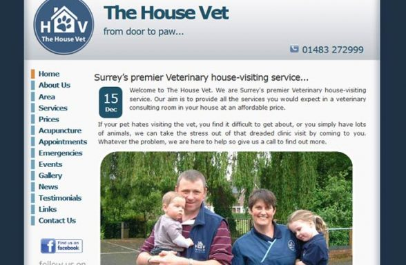 The House Vet