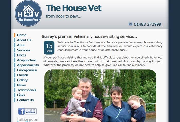 The House Vet