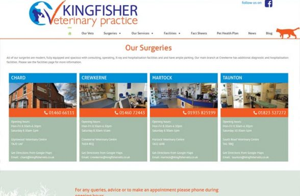 Kingfisher Veterinary Practice