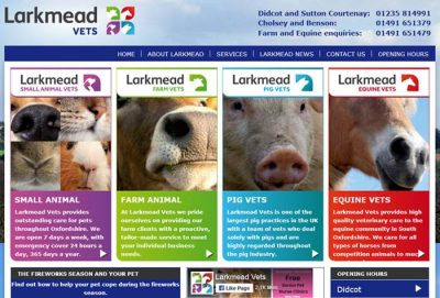 Larkmead Veterinary Group