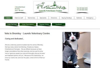 Laurels Veterinary Centre