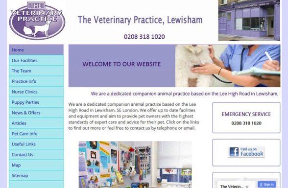 The Veterinary Practice