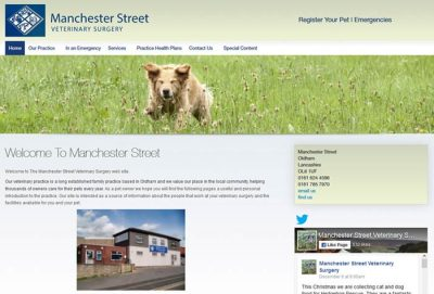 Manchester Street Veterinary Surgery
