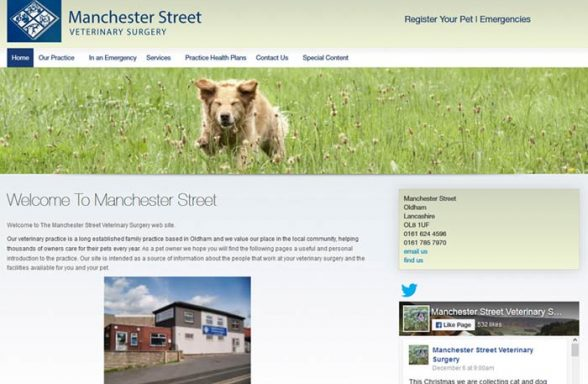 Manchester Street Veterinary Surgery