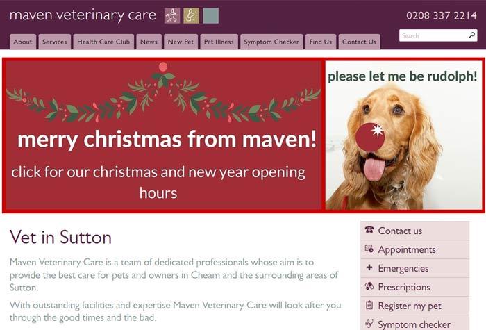 Maven Veterinary Care
