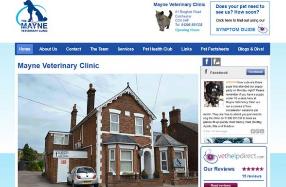 The Mayne Veterinary Clinic Ltd