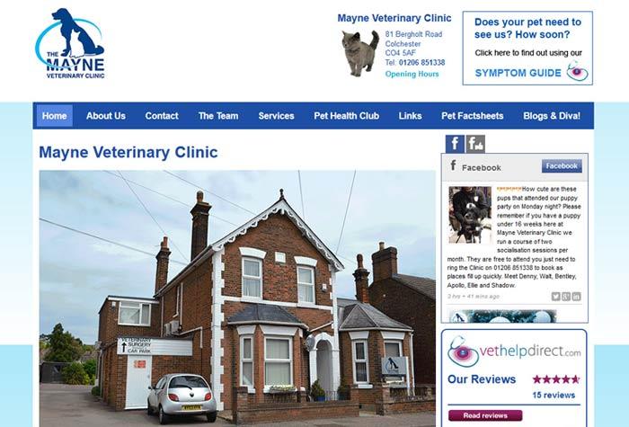 The Mayne Veterinary Clinic Ltd