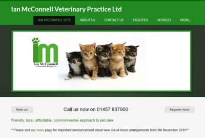 Ian McConnell Veterinary Practice