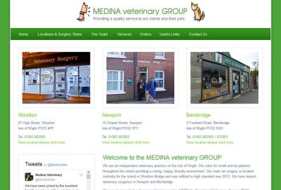 Medina Veterinary Group