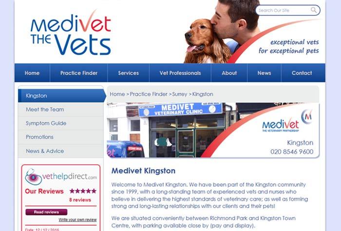 medivet veterinary centre kingston upon thames
