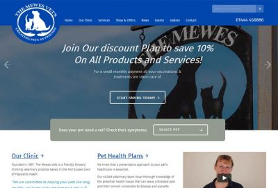 The Mewes Veterinary Clinic