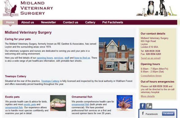 Midland Veterinary Surgery