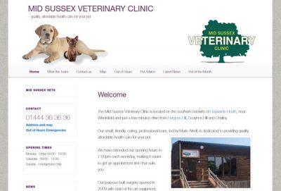 Mid Sussex Veterinary Clinic