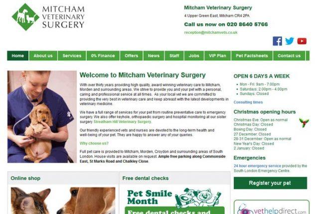 Mitcham Veterinary Clinic